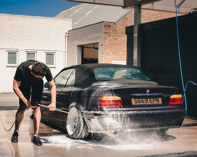 How To Wash The Undercarriage Of A Car