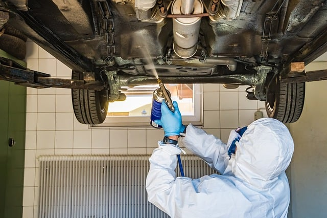 Should You Wash The Undercarriage Of A Car