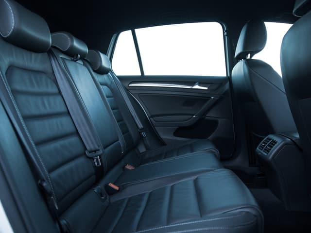 2. Cleaning Faux Leather Car Seats