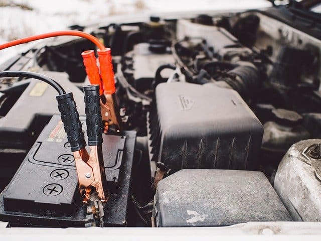 How To Protect The Battery When Washing Car