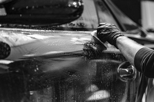 Repairing Car Paint With Bird Poop Damage