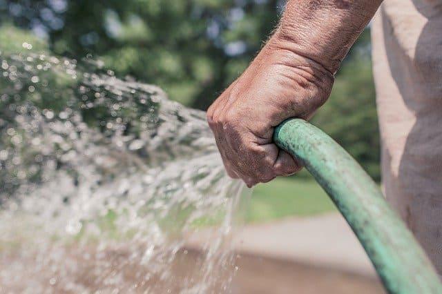 Wash Your Yard Regularly